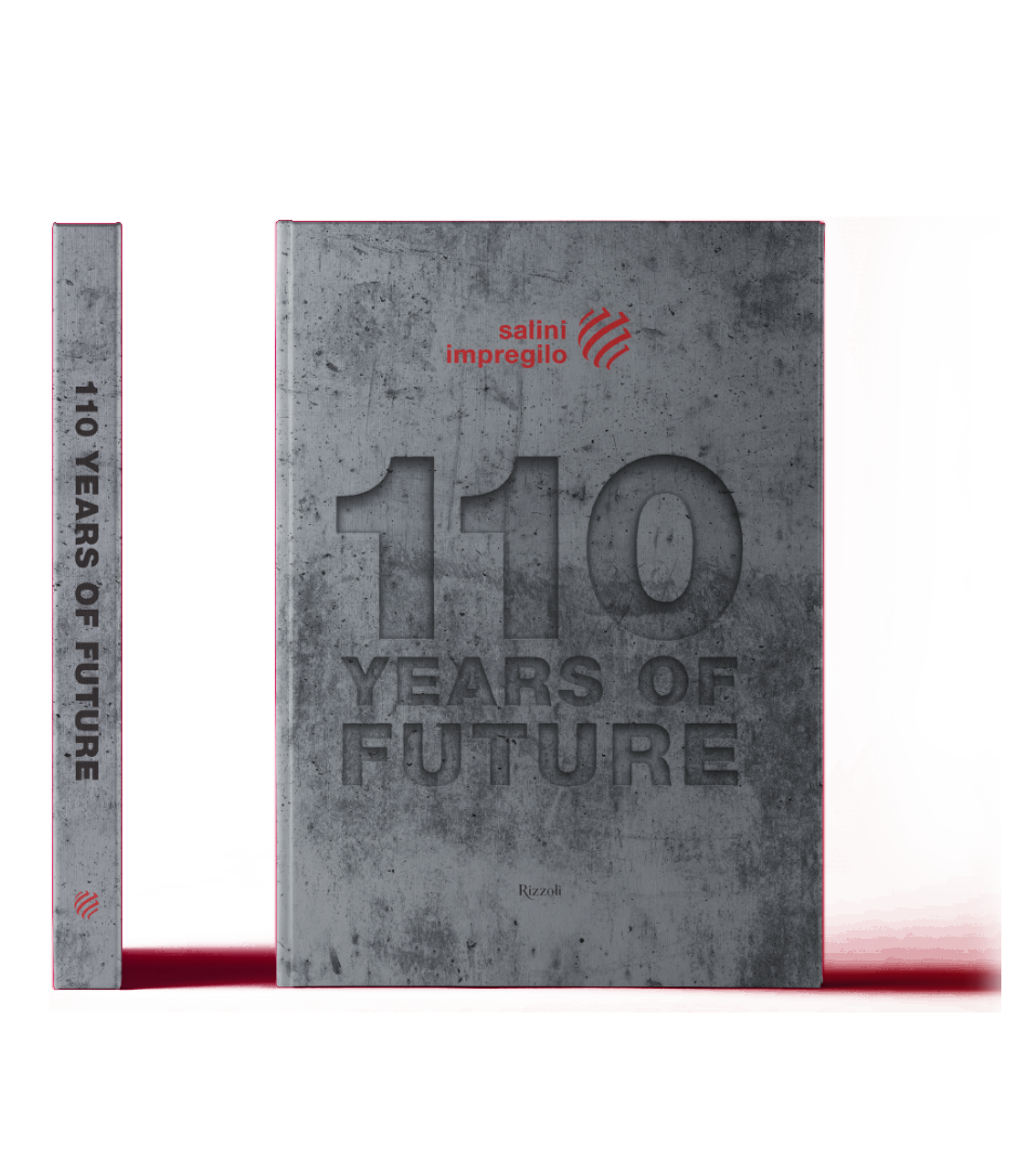 110 Years of Future - Salini Impregilo